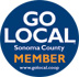 Proud Member of Sonoma County Go Local