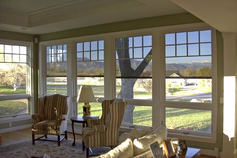 Sunset screens is an authorized insolroll dealer for Exterior motorized solar shades