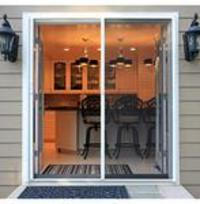 StowAway Retractable Screen for Double Doors